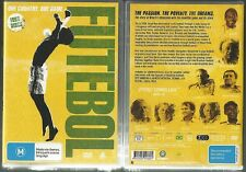 FUTEBOL BRAZIL ONE COUNTRY ONE GAME THE PASSION THE POVERTY THE DREAMS NEW 4 DVD