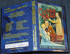 THE LIVING DEAD - DVD - Gerald duMaurier, George Curzon