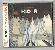 Radiohead ‎– Kid A   Parlophone ‎– TOCP-65777 Japan Import OBI Strip