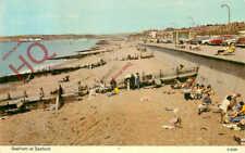 Picture Postcard-:Seaford, Sea Front [Dennis]