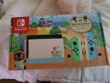 Nintendo Switch Animal Crossing: New Horizon Special Edition (Read description)