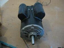 1 HP 115/208-230 VAC 3450 RPM Marathon Compressor Motor 60 hz 1PH  56B34D2029F K