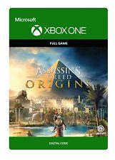 ASSASSIN'S CREED ORIGINS XBOX ONE DIGITALE - LEGGI DESCRIZIONE - NO CD