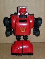G1 Transformers Red Bumblebee VW Bug vintage original Rare