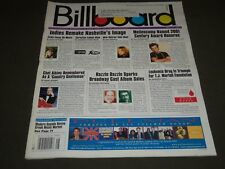 2001 JULY 14 BILLBOARD MAGAZINE - GREAT MUSIC ISSUE & VERY NICE ADS - K 623