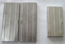 replacement pair of back panel & side door Wyandotte greyline truck