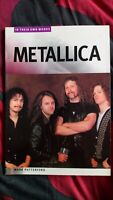 METALLICA In Their Own Words BOOK by Mark Putterford rare from 90's rock metal