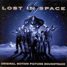 Lost In Space Film Soundtrack CD NEW SEALED Apollo Four Forty/Death In Vegas+