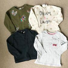 4 Zara Next Sweatshirts Tops 12-18 Months