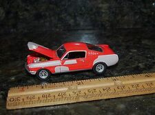 GL 1966 FORD MUSTANG PROJECT CAR DIORAMA PROP RUBBER TIRE LIMITED EDITION