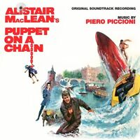 PIERO OST/PICCIONI - PUPPET ON A CHAIN (ORIGINAL FILM SOUNDTRACK) VINYL LP NEW+