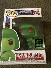 Funko Pop Masters Of The Universe He-Man Slime Pit  #952