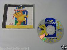 Complete Commodore Amiga CDTV Fun School 3 Video Game Computer System