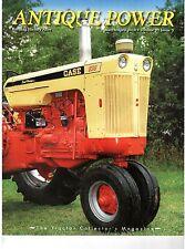 Case 830 Tractor - Winnipeg Motor Comp - IHC Model C
