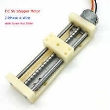 DC 5v 2phasen 4-drahter Stepper Micro Mini Motor linear schraube slider block CJ