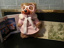 "12"" Raikes Bears ""Amelia"" with Ceft. of Autheniticity. Numbe In box. Collectors"