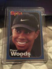 2001 Bravo Sport #269 Rare Tiger Woods RC Super Rare Possibly Highest Graded??