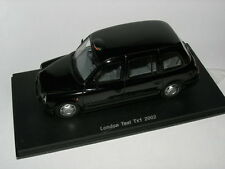 Spark Model 1:43 S0279 London Taxi Tx1 2002 NEW