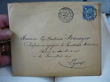 Agenda français 1874 - 1876 manuscrit Monoyer ophtalmologie optique médecine
