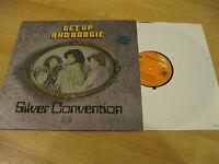 LP Silver Convention Get up and Boogie & Poster Vinyl Schallplatte 27263 OT