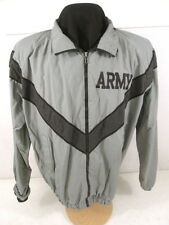 US Army Physical Fittness Light Weight IPFU Jacket - Size Small-Long