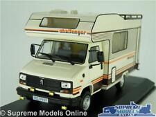 PEUGEOT J5 CHALLENGER 340 MODEL CAMPER VAN 1:43 SCALE IXO MOTOR HOME 1985 K8