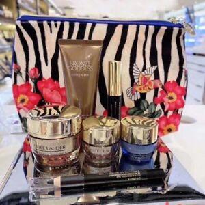 New Estee Lauder Set Fall 2020 Cosmetics 7 Piece gift Set skin care