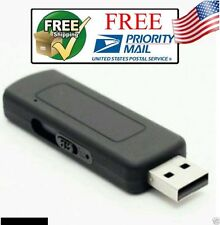 USB Digital Audio Voice Recorder Flash Drive 140+ Hours As Seen on TV