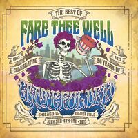 GRATEFUL DEAD The Best Of Fare Thee Well (2015) 16-track CD album NEW/SEALED