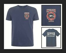 Star Wars Skywalker Ranch Fire Dept Adult Unisex T-Shirt -Available in Sm to 3x