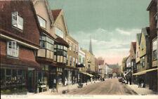 Salisbury FGO Stuart Printed Collectable English Postcards