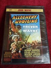 Allegheny Uprising 1939 DVD John Wayne Collection Classic Claire Trevor NEW