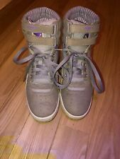 Pre Owned PUMA Sky Wedge High Top Sneakers Womens Size 7.5