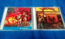 Vendetta - 2CD-Go and Live/Hirnschäden