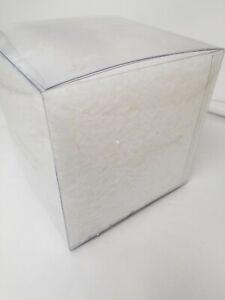 Pottery Barn Faux Snow 5.5 oz 1 Box Vase Filler or Scene Christmas Holiday