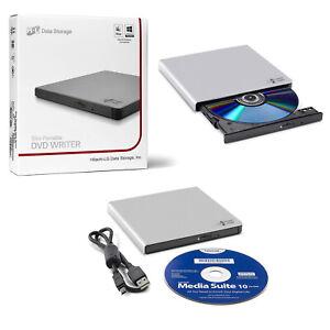MASTERIZZATORE ESTERNO LETTORE LG/HITACHI DUAL LAYER USB DVD CD/RW [GP57ES40]