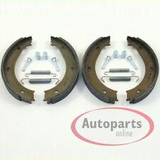 Bmw 5er E39 - Bremsbacken Handbremse Set Federn Satz hinten für die Hinterachse