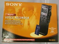 SONY Digital Voice Recorder with Memory Stick: ICD-BM1B
