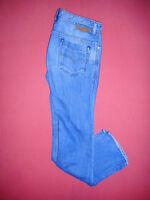 Diesel SAFADO 008AR  Mens Blue Denim Jeans  W34 L32  B914