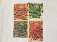 Austria Nice Stamps Lot 8