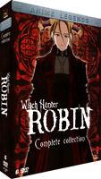 ★Witch Hunter Robin★ Intégrale 6 DVD