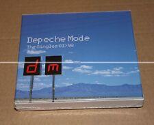 DEPECHE MODE  -  SINGLES 81   98 BOX SET  3 CDs  -  LIMITED NEUF