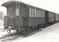 Foto / Repro Ca 12X17 DB Vagone Ausrangiert (AGF1423)