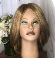 """High Quality Wig/ Sheitel/ 100% European Human Hair Blend/ Color 16/10 12-14"""""""