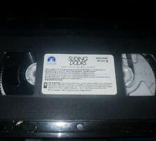 Sliding Doors (VHS, 1998) Gwyneth Paltrow
