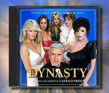 DYNASTY Gerald Fried / Bill Conti RARE TV SCORES