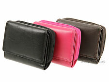 Visconti Womens Compact Leather Purse Wallet In Gift Box For Cards, Notes - HT30