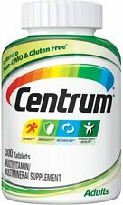 Centrum Adult Multivitamin/Multimineral Supplement with Antioxidants, 300 count
