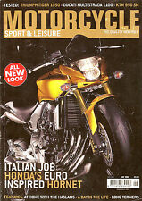 Motorcycle Sport & Leisure (No.560) May 2007
