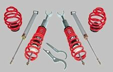 KIT SUSPENSION REGLABLE FILETÉ COMBINES AMORTISSEUR AUDI A4 8E